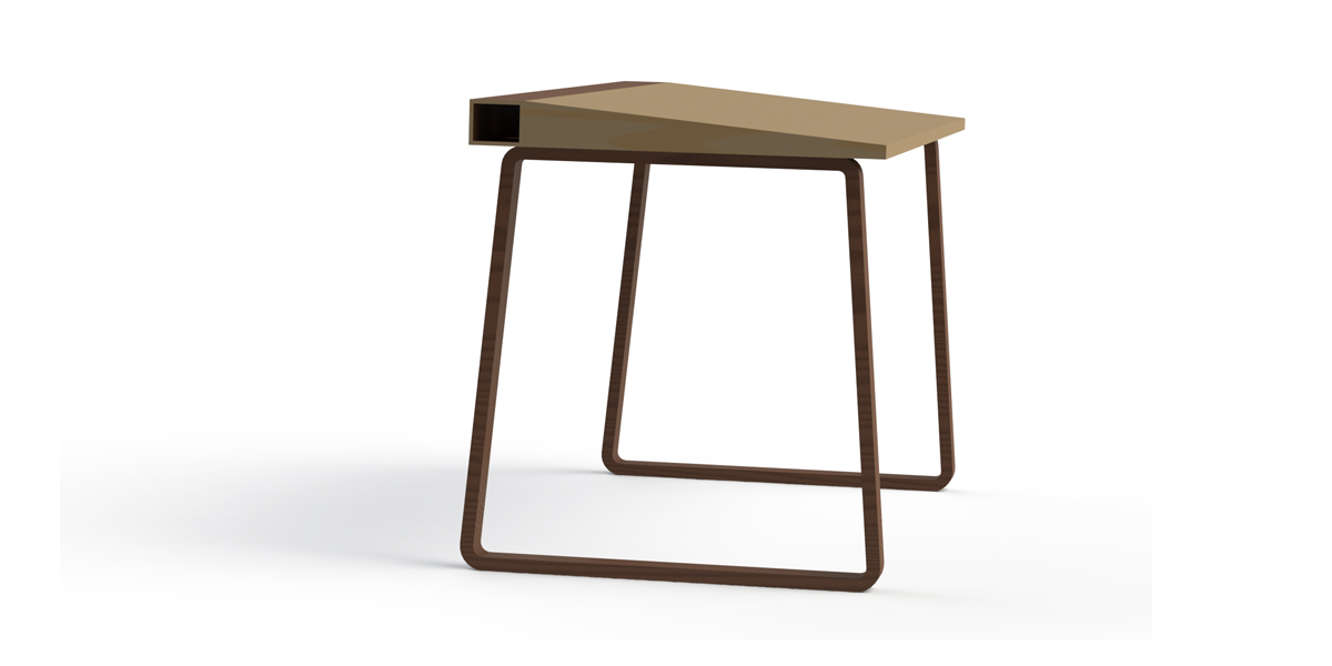 Desks with sloping surfaces – inspired design or unresearched chaos?